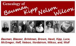 Kipp Genealogy